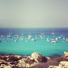 Favignana, Egadi Islands. Sicily.  Apples Under My Bed: Let's just stay here, OK?