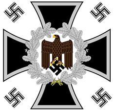 Nazi Infantry Banner by TheMistRunsRed on deviantART
