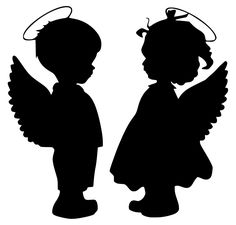 """Tomorrow is """"Be an Angel Day""""    Do a little something to cheer someone up, or help someone out"""