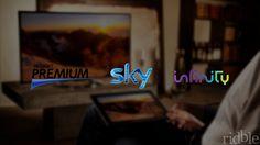 I contenuti sono i veri strumenti che attribuiscono un valore ai dispositivi: ma qual è la piattaforma più idonea allo streaming video? Sky, Premium o Infinity?