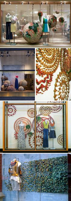 a Girl Called Kim: {Inspiration} Anthropologie Displays