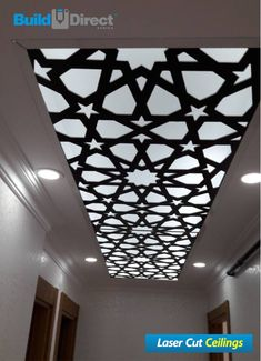 56 Best Laser Cut Ceilings Images False Ceiling Design False
