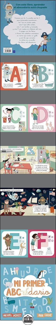 Mi Primer Abecedario (ABECECUENTOS) MIGUEL/GUIXE, MA ANTONIA PEREZ ✿ Libros infantiles y juveniles - (De 0 a 3 años) ✿