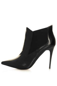 ALL NIGHT Chelsea Boots - Heel Boots - Boots  - Shoes