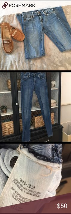 """🌸Spring Markdown RL Denim & Supply Skinny Jeans These RL Denim & Supply skinny jeans are gently used but in excellent condition! So flattering and the great quality that RL is known for! These are 32"""" in length! Denim & Supply Ralph Lauren Jeans Skinny"""
