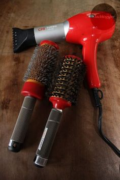 My favourite hair tools