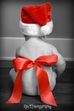 "Christmas Baby Photos That Will Make You Say ""Awww"" Xmas Photos, Family Christmas Pictures, Holiday Pictures, Christmas Pics, Xmas Pics, Babies First Christmas, Christmas Baby, Newborn Christmas, Baby Christmas Photoshoot"
