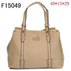 Coach Outlet - Coach Leather Bags No: 21027