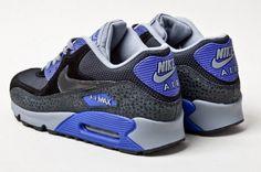 Nike Air Max 90 Purple Safari