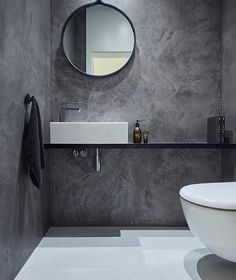 Modern Scandinavian Bathroom Interior In White - Interior Design Ideas & Home De. Modern Scandinavian Bathroom Interior In White – Interior Design Ideas & Home Decorating Inspirat Bad Inspiration, Bathroom Inspiration, Bathroom Ideas, Cloakroom Ideas, Bathroom Designs, Bathroom Interior, Modern Bathroom, Loft Bathroom, Modern Sink