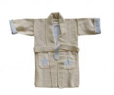Blue Star Kimono Dressing Gown - 2-4 years £34.99 http://www.thelittledeerbabycompany.co.uk/nursery/fawn-mushroom-blanket-by-david-fussenegger-p89-p91-p94-p95-p96-p98-p99-p101-p102-p103-p104.html
