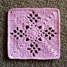 Crochet : Carré 73 & 74