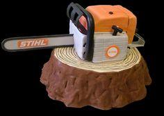 Chainsaw Stihl