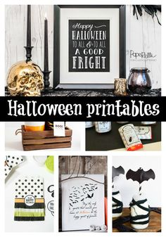25 awesome and FREE Halloween printables from prettymyparty.com (scheduled via http://www.tailwindapp.com?utm_source=pinterest&utm_medium=twpin&utm_content=post12729484&utm_campaign=scheduler_attribution)
