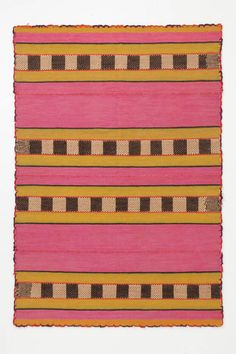 Aymara Rug from Anthropologie. fabulous :)