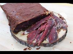 Salami Recipes, Cold Cuts, Turkish Recipes, Pasta, Bon Appetit, Carne, Food To Make, Steak, The Cure