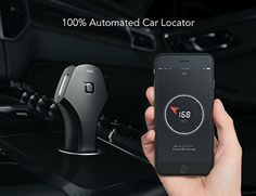 ZUS Smart USB Car Charger and Car Finder, iF Product Design Award Winner, Military Grade with Bluetooth, Rapid Charging, 2 ports, 24W 4.8A for iPhone 5 / 6, iPad, Samsung Galaxy S5 / S6 / Note 4 etc ** Additional info @ http://www.buyoutdoorgadgets.com/zus-smart-usb-car-charger-and-car-finder-if-product-design-award-winner-military-grade-with-bluetooth-rapid-charging-2-ports-24w-4-8a-for-iphone-5-6-ipad-samsung-galaxy-s5-s6-note-4-etc/?vw=260616144123