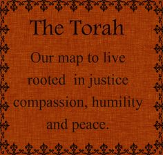 Our Torah -  Instructions on how to live God's way.