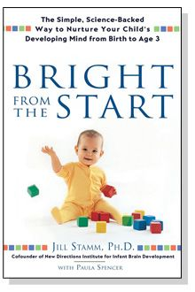 This book discusses the ABCs of raising a baby: attention, bonding, and communication.  The author included a lot of suggestions for fostering each of the ABCs with your child.  I was happy this book included a researched reason why babies under 2 should not watch television.  This book also gave me a few more ideas for activities to do with the little one.