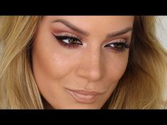 Sultry MakeUp For Vacation / Holiday Perfect With A Tan   Shonagh Scott   ShowMe MakeUp - YouTube