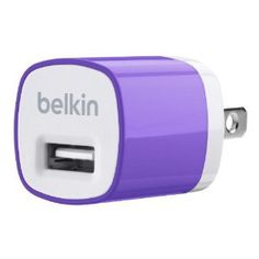 Charge Quickly with our #bestseller #Belkin #MiXiT Home and Travel #WallCharger. Small but #PowerfulCharger for your #iPhone or #iPod.