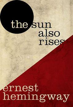 The Sun Also Rises. Ernest Hemingway sort en 1926 son premier roman, Le soleil se lève aussi. Ce best-seller lui permet de s'imposer rapidement dans la scène littéraire. Le titre fait référence à l'Ecclésiaste et le thème principal du livre est déjà la génération perdue. Des jeunes désaxés évoluent dans un monde perdu et absurde, incapables de meubler le vide de leur vie.