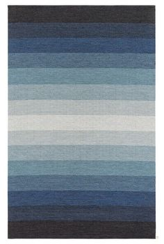 Kasthall Wave Woven Wool Rug Designed by Gunilla Lagerhem Ullberg