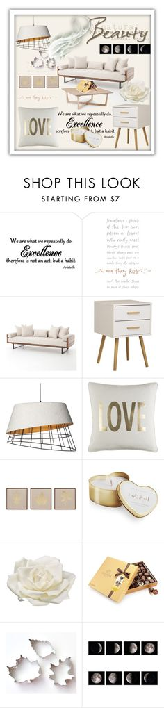 """""""Bez naslova #32"""" by mirela-saletovic ❤ liked on Polyvore featuring interior, interiors, interior design, home, home decor, interior decorating, JLA Home, Katie Loxton, Allstate Floral and Diptyque"""