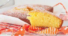 Whole Orange Cake | Stay at Home Mum #Oranges #Cakes