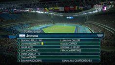 Foot JO Rio Argentine vs. Algérie - http://cpasbien.pl/foot-jo-rio-argentine-vs-algerie/