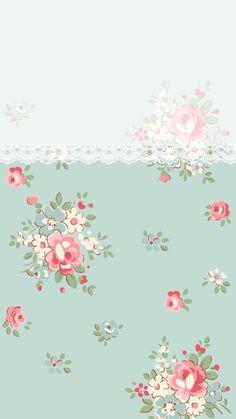 iPhone 6/6S Cellphone Wallpaper, Flower Wallpaper, Screen Wallpaper, Pattern Wallpaper, Iphone Wallpaper, Flower Backgrounds, Wallpaper Backgrounds, Vintage Floral Backgrounds, Scrapbook Paper