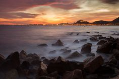 Sunset over Alicante by Zagrean Viorel on 500px