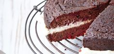 Gluten-Free Red Velvet Cake With Chocolate   Beets