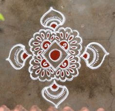 My creations: FREEHAND KOLAM