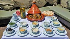 Lamb tagine with prunes and almonds recipe from Riu Palace Tikida Agadir, Morocco