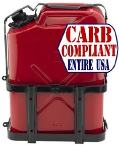 Universal JERRY CAN HOLDER with CLASSIC 5 Gallon Steel Jerry can - GAS - NATO Dimensions (CARB compliant all 50 states) BILLET4X4,http://www.amazon.com/dp/B00CIVM0AC/ref=cm_sw_r_pi_dp_.4mFtb0403TXK6TP