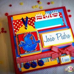 Álbum de Pinos P Galinha Pintadinha