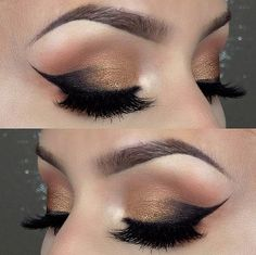 Stunning by using Pressed Shadow in Warrior Paint, Beautiful Eyes, Beauty Hacks, Beauty Tips, Natural, Makeup Looks, Hair Makeup, Hair Beauty, Make Up