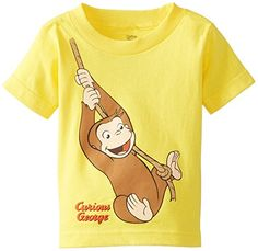 Curious George Little Boys' Swinging Tee, Yellow, 2T Curious George http://www.amazon.com/dp/B00N9SSAWA/ref=cm_sw_r_pi_dp_yMwwvb1A7XJE7