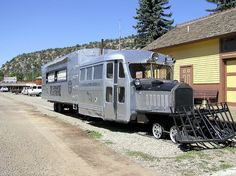the galloping goose | The Galloping Goose | Dolores, Colorado. Passenger train us ...