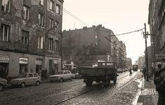 Ulica Ząbkowska była przedłużeniem Bazaru Różyckiego