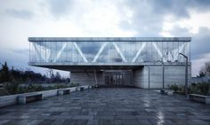 Architectural Image (Student) / Piotr Labeda, Warsaw University of Technology…