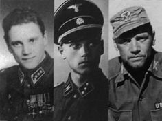 Larry Thorne (Lauri Allan Törni). He fought under three flags: Finnish, German (when he fought the Soviets in World War II - Waffen SS), and American.