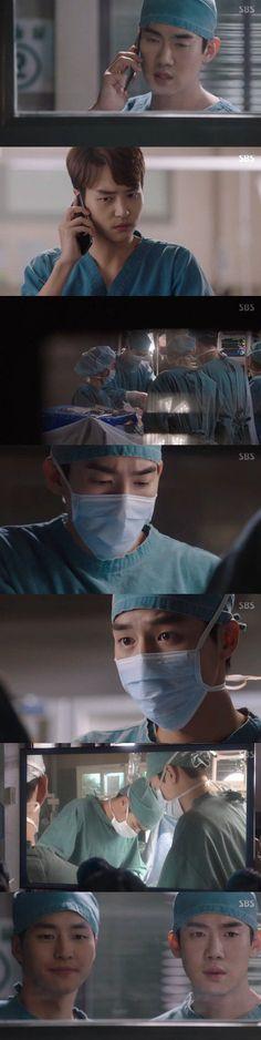 [Spoiler] Added episode 17 captures for the #kdrama 'Romantic Doctor Teacher Kim'