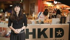 Tree Tree Tes, founder, Hong Kong Independent Dreamer gallery (HKID)