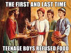 Ha Ha. Soooooo true