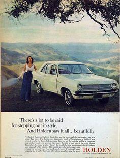 1965 Holden Australian Vintage, Australian Cars, Retro Cars, Vintage Cars, Holden Premier, Holden Australia, Car Brochure, Car Advertising, Drag Cars
