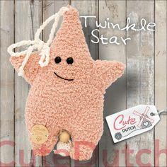 Haakpakket: Twinkle Star - roze