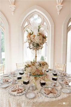 Bridal luncheon/bridesmaid luncheon/tea