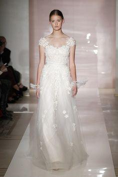 Reem Acra wedding Dresses Fall 2014